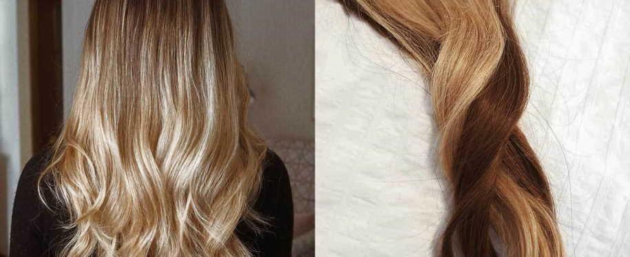 natural hair look